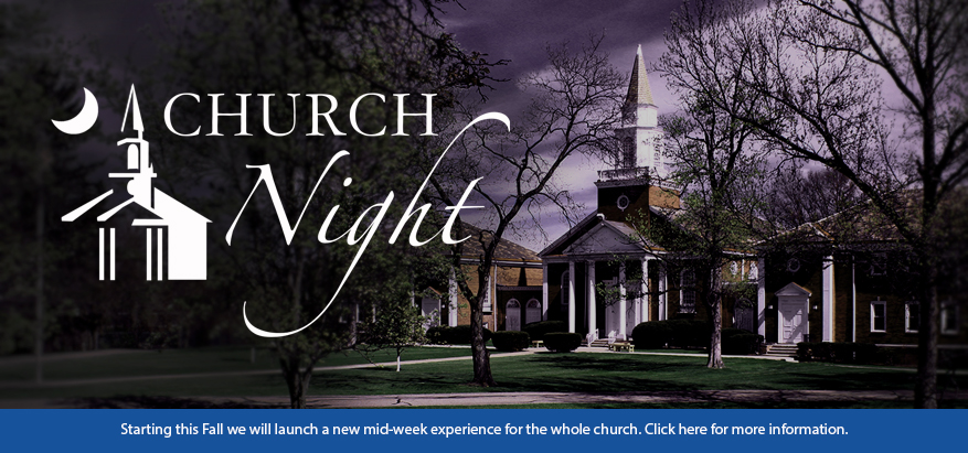 church-night-header