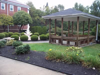 Prayer Garden at GPC